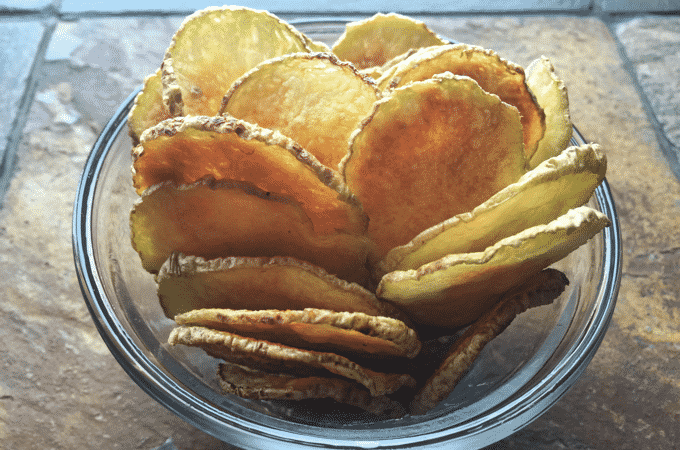 6 Minute Potato Chips Fat Free The Diet Chef