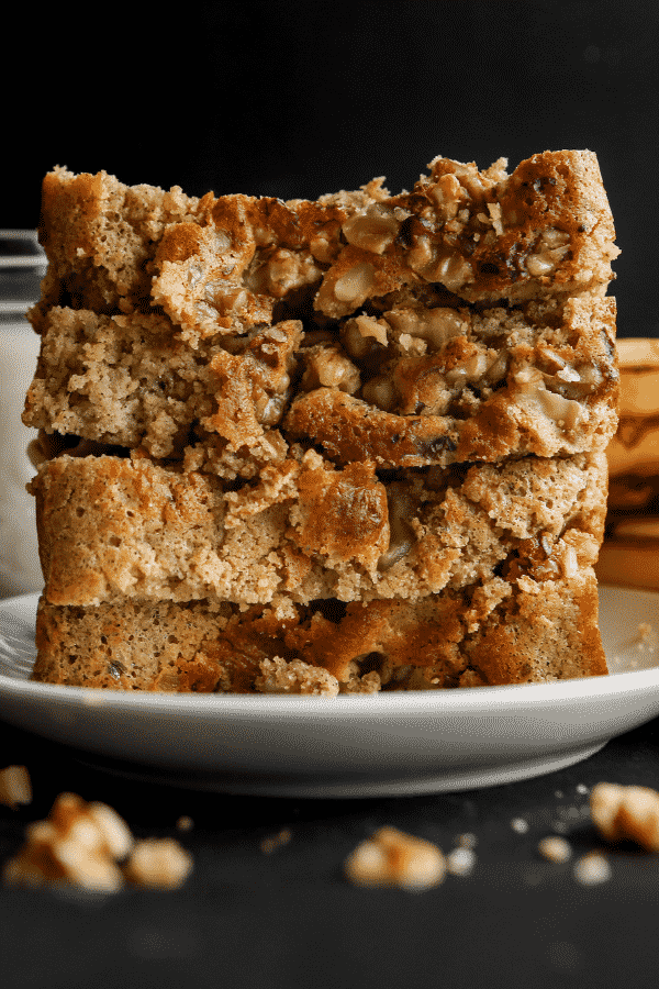 The BEST Low Carb Keto Banana Bread Recipe