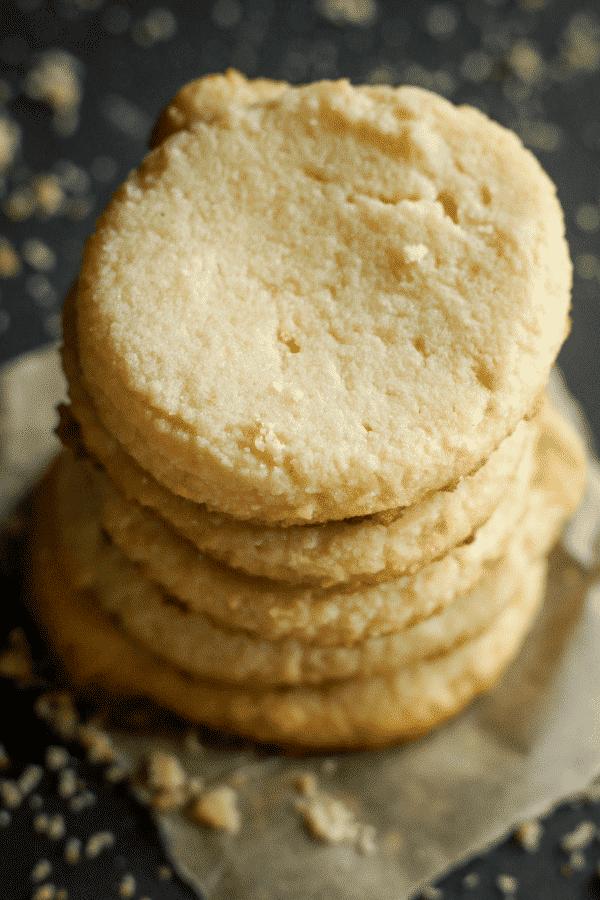Best Easy Low Carb Keto Shortbread Cookies