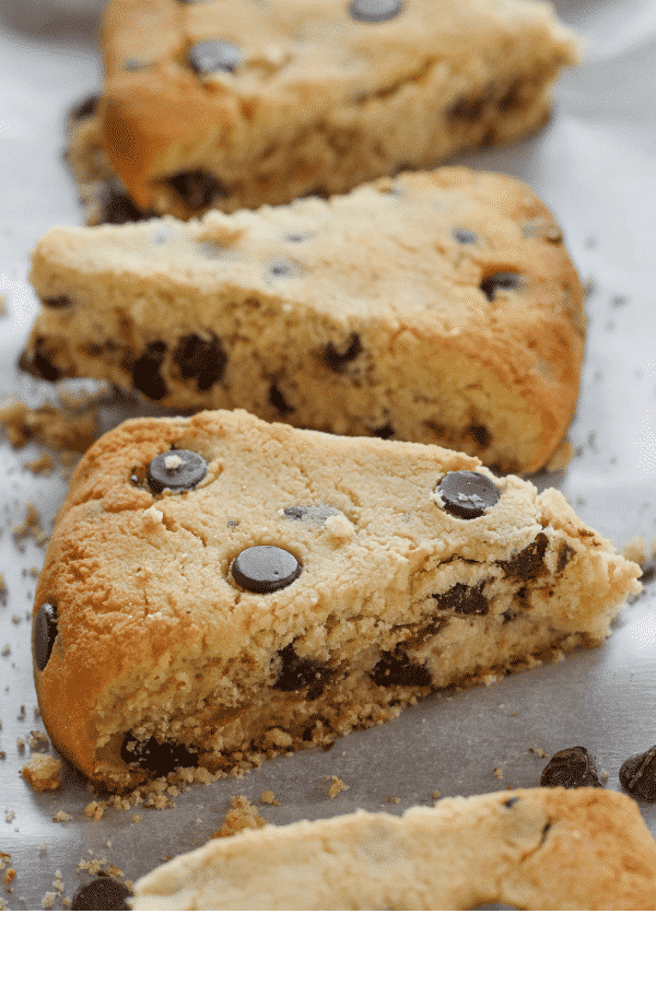 The BEST Low Carb Keto Scones! This is an easy to make keto scone recipe that's made with both almond flour and coconut flour. And each scone has just 3 NET CARBS!