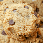 Keto Cookies! The BEST easy low carb peanut butter chocolate chip cookies