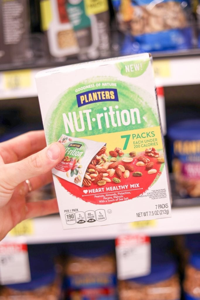One of the BEST Keto Snack Ideas is these Planter's NUT-trition Mini Meat Sticks. They are a tasty Low Carb Snack!