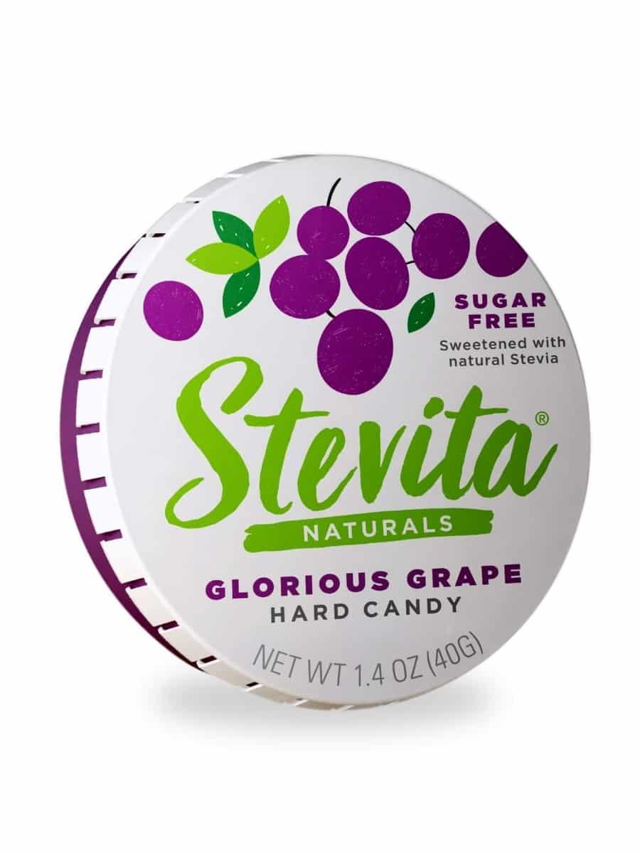 Stevita a naturals glorious grave hard candy.